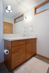 Truckee house photo - Master Bathroom
