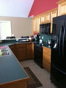 Bellaire / Shanty Creek house rental - kitchen