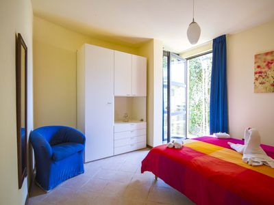 the double bedroom of Ginestra