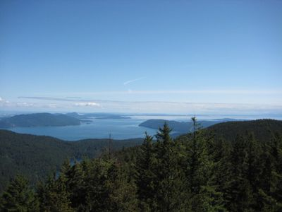 View from Mt. Constitution