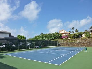 Poipu condo photo - Tennis courts close by