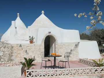 Ceglie Messapica cottage rental - Trullo Momentino - a perfect getaway