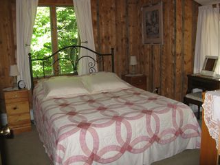 Windham chalet photo - Bedroom with Queen Bed