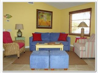 Fort Myers Beach cottage photo - Living Room