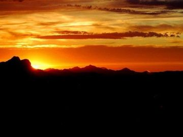 Oro Valley house rental - Spectacular sunsets and city lights await you from my home - come stay...relax.