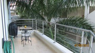 Cupecoy condo photo - Our Terrace!!