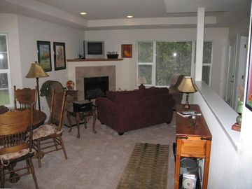Murphys condo rental - Living Area