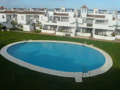 La Hacienda, luxury 1st floor apartment, Islantilla Golf, sleeps 4