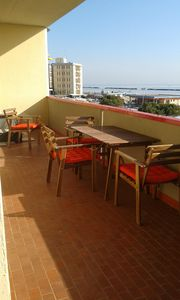 Peaceful apartment, 100 square meters, close to the beach