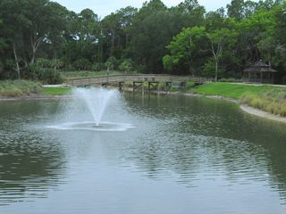 Palm Coast condo photo - Walking Trails, Volleyball, Excellent Landscaping