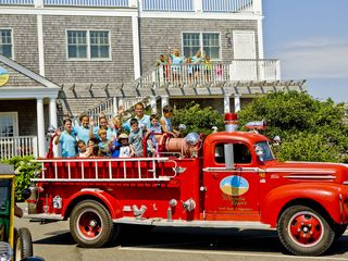 Edgartown hotel photo - Our antique fire truck rides are fun for kids or all ages.