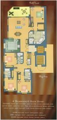 Perdido Key condo photo - Floorplan