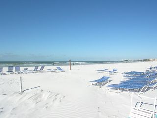 Siesta Key condo photo - beach