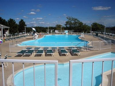 3 outdoor pools avail. to our guests