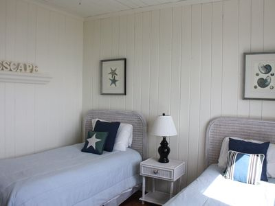 Another oceanfront bedroom