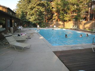 Breckenridge condo photo - Common Area Swimming Pool and Hot Tubs
