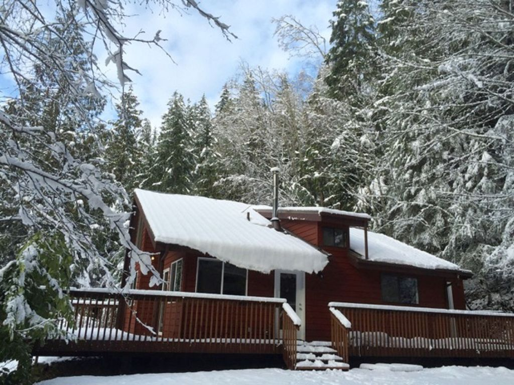 Enchanted Forest Cabin In Majestic Setting VRBO