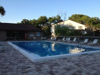 Fernandina Beach townhome photo - Swimming pool