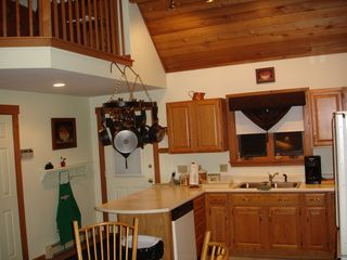 Newbury chalet photo - Full Kitchen