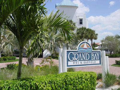 Grand Bay Condominiums on Marco Island