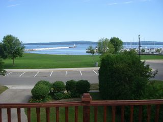 Petoskey house photo - View from Deck of Little Traverse Bay
