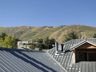 Old Town townhome photo - View of Park City ski slopes from Sunflower