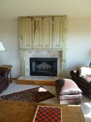 Bandon house photo - Fireplace and TV cabinet