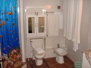 Marigot Bay villa photo - En Suite Bathroom