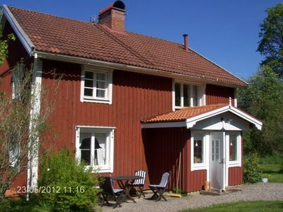 Fargelanda cottage rental