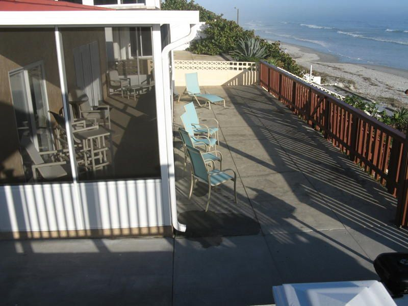 Property Image 2 Oceanfront 4 Bedroom House minutes away from the World  Famous Daytona Beach. Oceanfront 4 Bedroom House minutes away from the World Famous