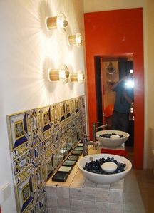 Toilet - wash room