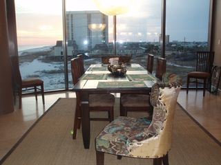 Perdido Key condo photo - Dining Room with Seating for Eight