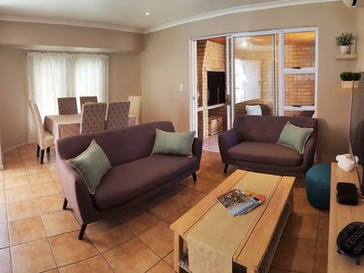 A cozy & secure home-away-from-home in a quiet, upmarket suburb of Durbanville