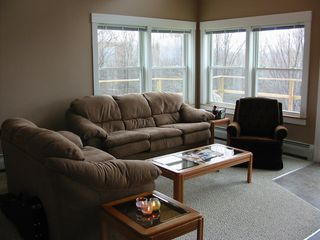 Jay Peak house photo - Sit in comfort & enjoy the views of Owls Head!
