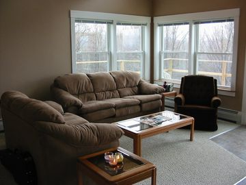 Sit in comfort & enjoy the views of Owls Head!