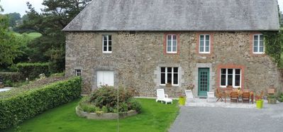 Country Cottage / Gite - Notre-Dame-De-Cenilly