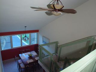 Cabo Rojo apartment photo - Upper view of dining table.