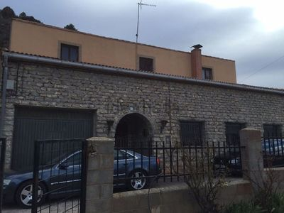 """""""Casa Pascualet"""" Rural House with four bedrooms on ground floor"""