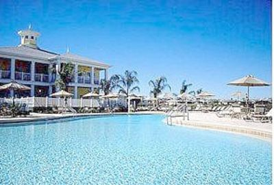 Bahama Bay condo rental - Bahama Bay Clubhouse and pool