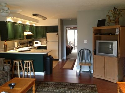 Powder Mountain condo rental - Updated Kitchen with a country feel - Unit #104