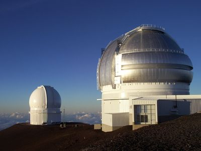 Things to do: Drive to the top of Mauna Kea!