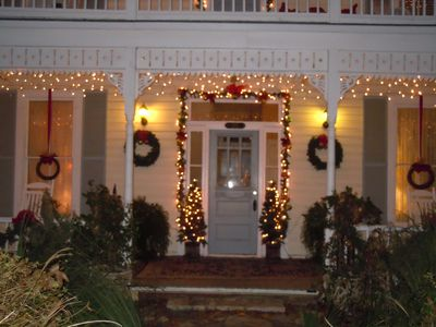 Christmas at Carriage House