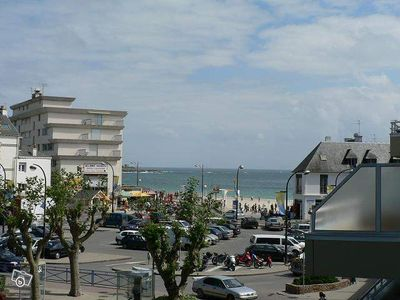 City Centre Quiberon 30m from the Grande Plage T2 50m² luxury 4/5