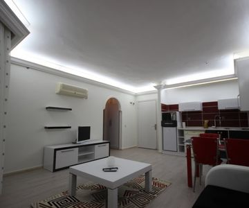1 BR New Seafront Apartment in Elite Complex in Konyaalti