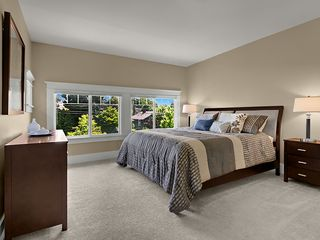 Seattle house photo - 3rd Bedroom On 2nd Floor. King Sized Bed With En-Suite Bathroom