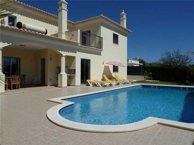 Luxury holiday home for 6 persons, with swimming pool, in Albufeira