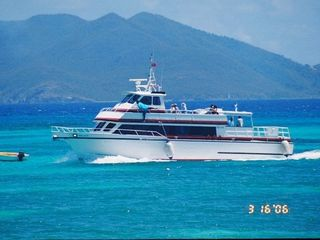 Anguilla villa photo - Ferry from St. Martin