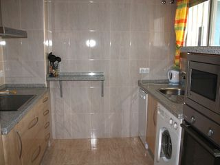 Fuengirola apartment photo - I´m on holidays I don´t need a supersonic kitchen!