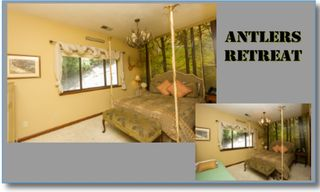 Castro Valley estate photo - Antler's Retreat, Sleeps 3 1 Queen, 1 Twin