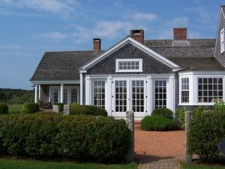 Katama house photo - Martha's Vineyard Rentals Edgartown Katama: Herring Creek Farm Cove House